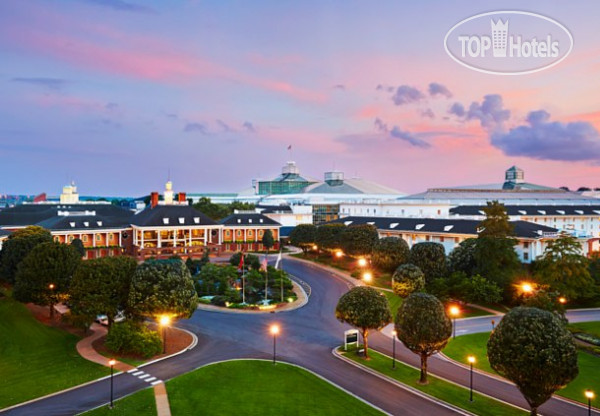 Gaylord Opryland Resort & Convention Center 4*