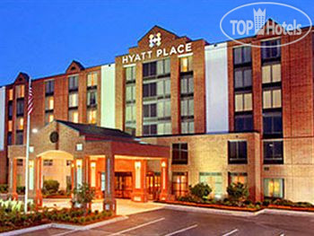 Hyatt Place Opryland 3*
