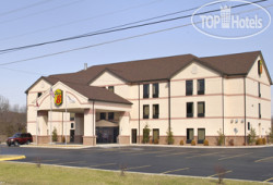 Super 8 Motel Crossville TN 2*