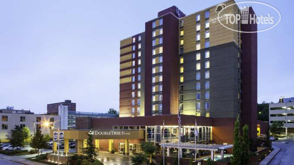 DoubleTree by Hilton Chattanooga Downtown 3*