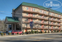 Sleep Inn & Suites Gatlinburg 2*