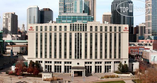Hilton Nashville Downtown 4*