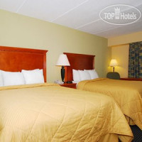 Фото отеля Comfort Inn & Suites Chattanooga 3*