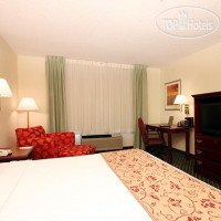 Фото отеля Fairfield Inn & Suites by Marriott Nashville Airport 3*