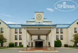 Holiday Inn Express Cedar Rapids (Collins Road) 2*