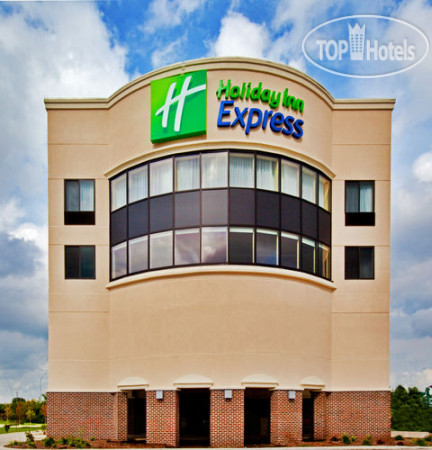 Holiday Inn Express Waterloo-Cedar Falls 2*