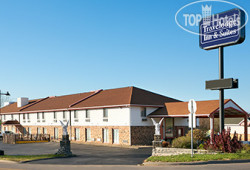 Travelodge Inn And Suites Muscatine 2*