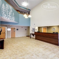 Фото отеля Sleep Inn & Suites Davenport Iowa 2*