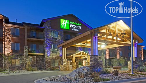 Holiday Inn Express Hotel & Suites Custer 2*
