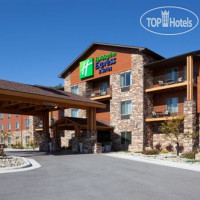 Фото отеля Holiday Inn Express Hotel & Suites Custer 2*