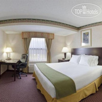 Фото отеля Holiday Inn Express Vernon - Manchester 2*