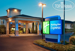Holiday Inn Express Vernon - Manchester 2*