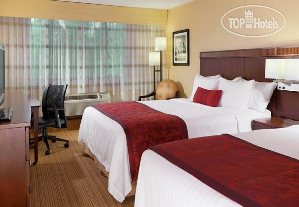 Courtyard by Marriott New Haven At Yale 3*