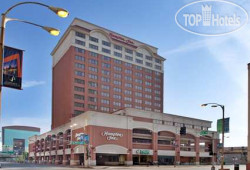 Hampton Inn St. Louis-Downtown (At the Gateway Arch) 3*