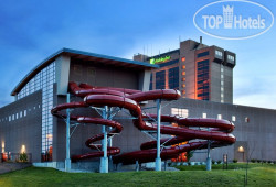 Holiday Inn Kansas City SE - Waterpark 3*