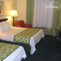 Фото отеля Fairfield Inn Joplin 2*