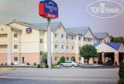 Fairfield Inn Joplin 2*