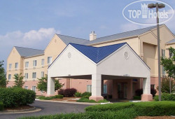 Fairfield Inn St. Louis Fenton 2*