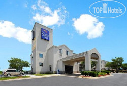 Sleep Inn Airport Kansas City 2*