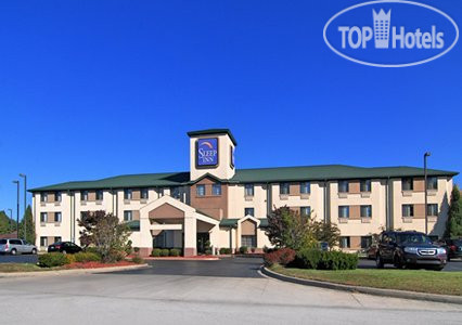Sleep Inn Owensboro 2*
