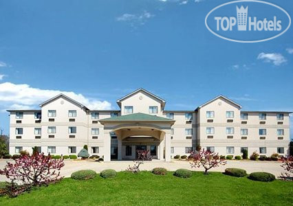 Quality Inn & Suites Brooks 2*
