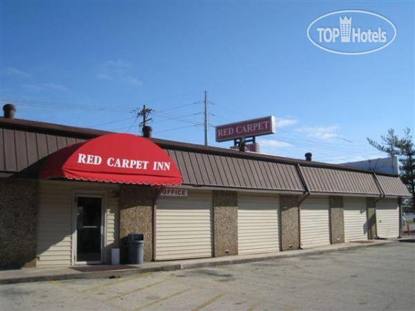 Red Carpet Inn Louisville 2*