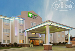 Holiday Inn Express Hotel & Suites Magnolia-Lake Columbia 2*