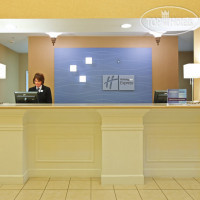 Фото отеля Holiday Inn Express Hotel & Suites Magnolia-Lake Columbia 2*