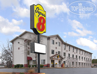 Super 8 Hot Springs 2*