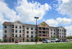 Mainstay Suites Rogers 2*
