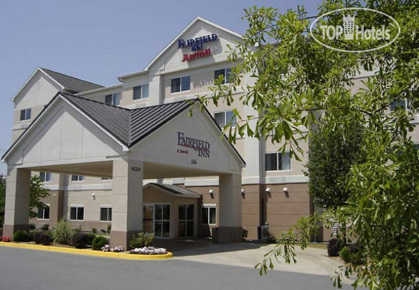 Fairfield Inn Little Rock North 3*