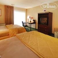 Фото отеля Comfort Inn Pawtucket 3*