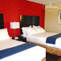 Фото отеля Holiday Inn Express & Suites Jackson Downtown - Coliseum 2*