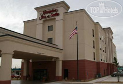 Hampton Inn & Suites Oklahoma City - South 3*