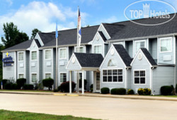 Microtel Inn by Wyndham Broken Bow 3*