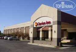 Clarion Inn Tulsa International Airport 3*