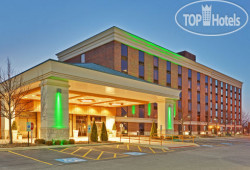 Holiday Inn Chicago SW-Countryside Confctr 3*