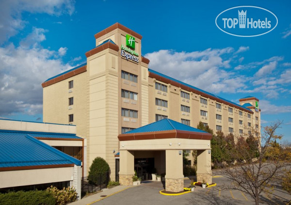 Holiday Inn Express Chicago-Palatine/N Arlngtn Hts 2*