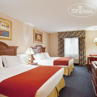 Фото отеля Holiday Inn Express Galesburg 2*