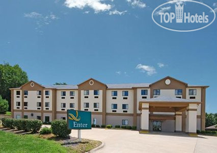 Quality Inn & Suites Caseyville 3*