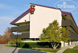 Red Roof Inn Chicago - Willowbrook 2*