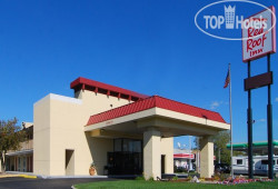 Red Roof Inn Bloomington 2*
