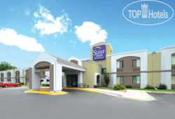Sleep Inn & Suites Airport 2*