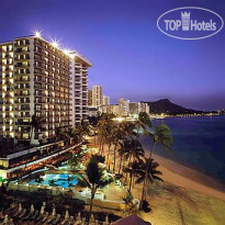 ���� ����� Outrigger Waikiki on the Beach 4* � ��������� �-�� (���� �.), ���