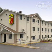 Фото отеля Super 8 Fredericksburg / Central Plz Area 2*