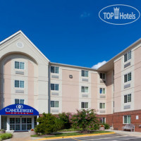 Фото отеля Candlewood Suites Washington-Dulles Herndon 2*