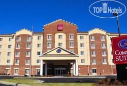 Comfort Suites Near Joint Forces 3*