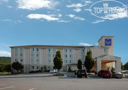 Sleep Inn Lynchburg 2*