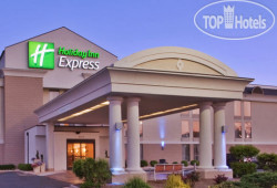 Holiday Inn Express Danville 2*