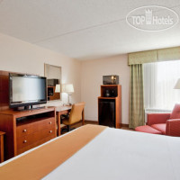 Фото отеля Holiday Inn Express Danville 2*
